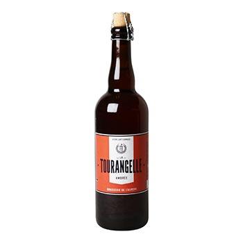 Bière artisanale La Tourangelle Ambrée 6.1%vol - 33cl