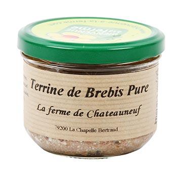 Terrine de brebis Pachot Ludovic - 180g France