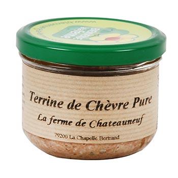 Terrine de chèvre Pachot Ludovic - 180g France