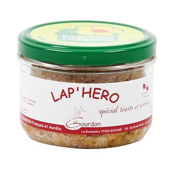 Lap'hero EARL Gourdon Aurélie- 180g France