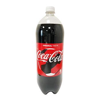 Soda Coca-Cola Bouteille - 1,75L