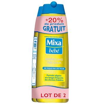 Shampooing Mixa bébé,MIXA,600ml