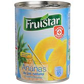 Ananas Fruistar au jus naturel