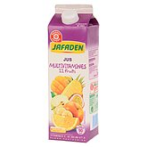 Jus fruits Jafaden multifruits