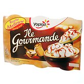 Ile gourmande Yoplait