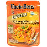 Riz express 2mns Uncle Ben's