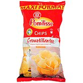 Chips Pom'lisse nature