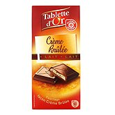 Chocolat au lait Tablette d'Or