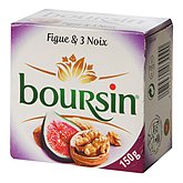 Boursin figue noix
