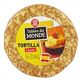 Tortilla Tables du monde
