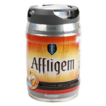 Bière blonde Affligem 6.7%vol. - Fût 5L