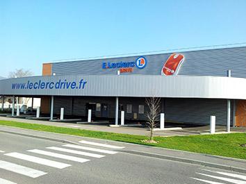 Drive Cernay Et Courses En Ligne E Leclerc Drive