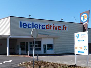 Drive saint br vin retrait courses en ligne adresse for Leclerc meuble saint brevin