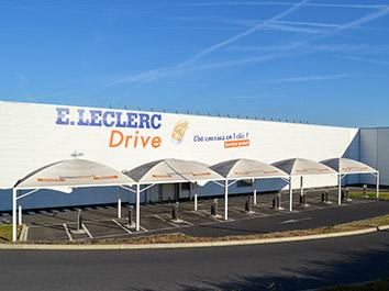 Drive varennes sur seine retrait courses en ligne for Leclerc varennes