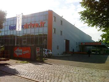 Drive vitry sur seine retrait courses en ligne adresse for Garage szumny vitry sur seine