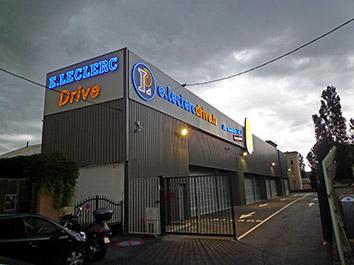 Drive Lyon 9e Et Courses En Ligne Eleclerc Drive