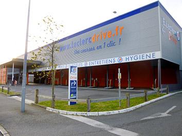 Drive Rezé Atout Sud Et Courses En Ligne Eleclerc Drive