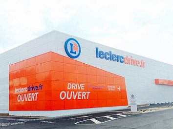 E.Leclerc DRIVE Courses en ligne, supermarché en ligne et